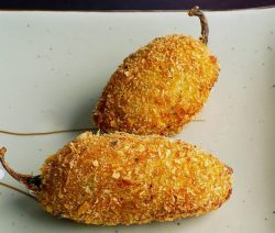 Spicy Jalapeno Poppers