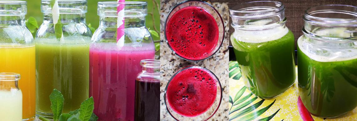 High Antioxidant Juice