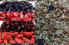 Homemade Super Berries Granola