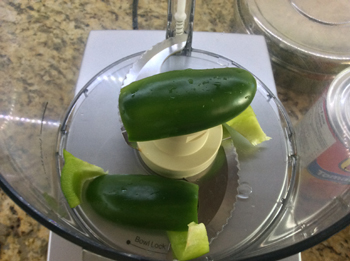 Jalapeno Spice up