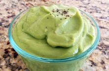 Vegan Avocado Aioli