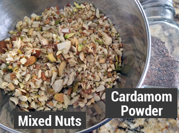 Mixed Nuts Cardamom Kesar
