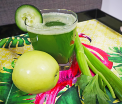 Glorious Green Detox Juice
