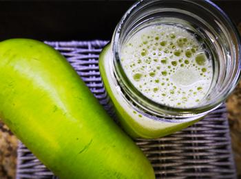 Long Melon & Celery Weight loss juice